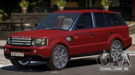 Land Rover Sport para GTA 4