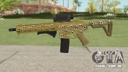 Carbine Rifle GTA V (Calaberas) para GTA San Andreas