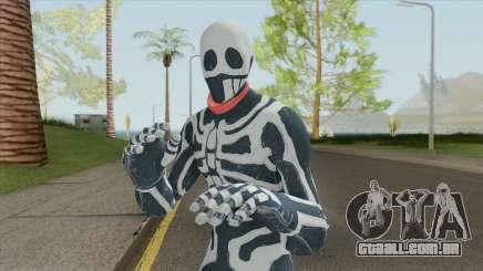 Skullomania (Street Fighter EX) para GTA San Andreas