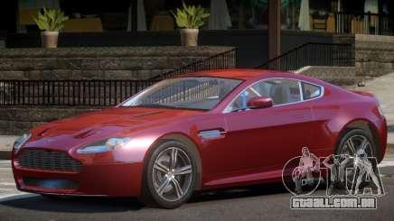 Aston Martin Vantage N400 para GTA 4