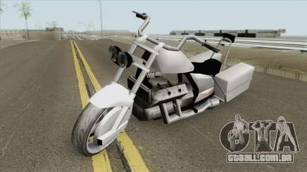 Wayfarer (Project Bikes) para GTA San Andreas