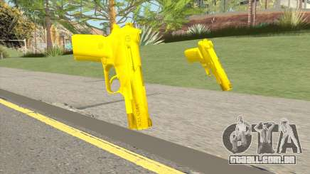 Bren Ten (Gold) para GTA San Andreas