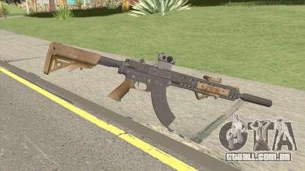 SR-47 para GTA San Andreas