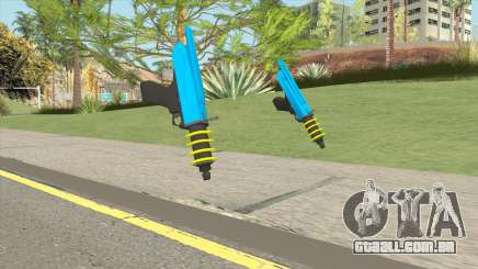 Ray Gun Space GTA V para GTA San Andreas