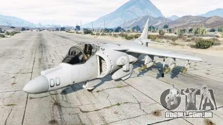 AV-8B Harrier II para GTA 5