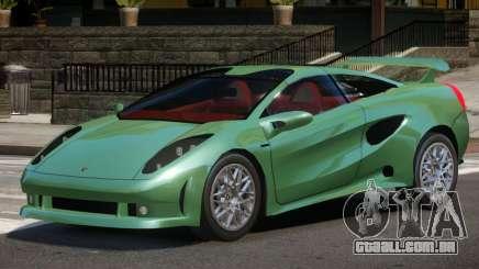 Lamborghini Cala V1 para GTA 4
