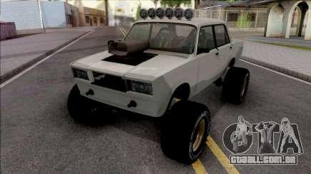 2107 Rally Versão para GTA San Andreas