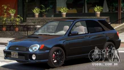 Subaru Impreza STI V1.2 para GTA 4