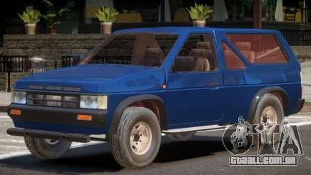 Nissan Terrano V1.0 para GTA 4