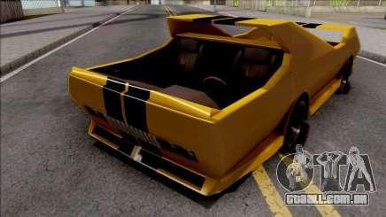 Dodge Deora v2 para GTA San Andreas