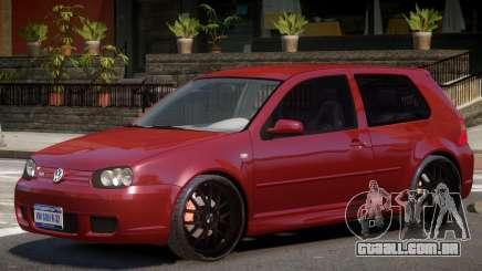 Volkswagen Golf 4 V1.0 para GTA 4