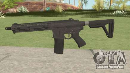Carbine Rifle GTA V (Stock Version) para GTA San Andreas