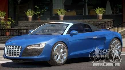 Audi R8 Roadster para GTA 4