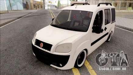 Fiat Doblo Combi Mix 2010 para GTA San Andreas