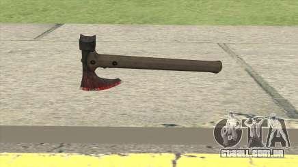 Battle Axe V3 GTA V para GTA San Andreas