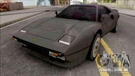 Ferrari 288 GTO 1984 v2 para GTA San Andreas