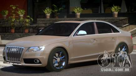 Audi S4 Improved para GTA 4