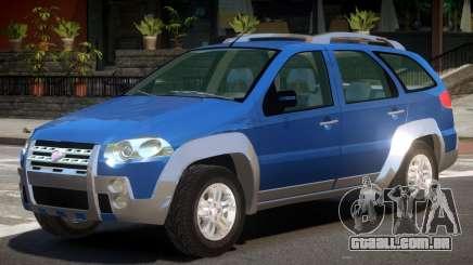 Fiat Palio V1.0 para GTA 4