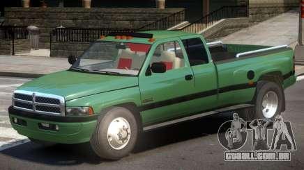 1994 Dodge Ram V1 para GTA 4