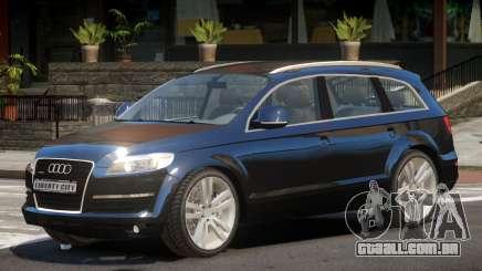 Audi Q7 ST para GTA 4