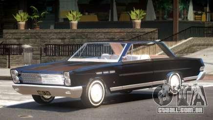 1963 Ford Mercury para GTA 4