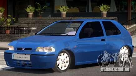 Fiat Palio Stock para GTA 4