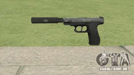 GSh-18 Suppressed (Contract Wars) para GTA San Andreas
