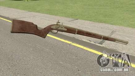 Edinburgh Musket (Old Gen) GTA V para GTA San Andreas