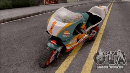 Honda NSR500 Mick Doohan para GTA San Andreas