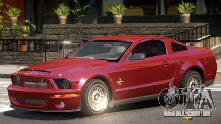 Ford Shelby R Stock para GTA 4