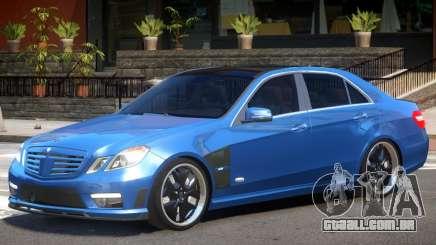 Mercedes B63 Brabus para GTA 4