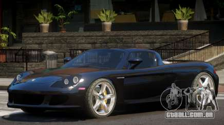 Porsche Carrera GT-S V1.0 para GTA 4