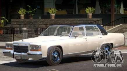 1985 Cadillac Fleetwood para GTA 4