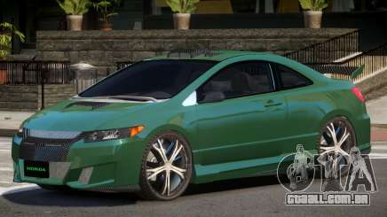 Honda Civic Si Custom para GTA 4