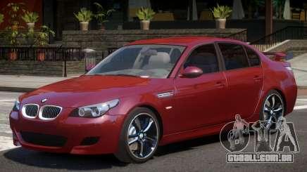 BMW M5 E60 V1.0 para GTA 4