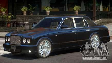 Bentley Arnage V1.2 para GTA 4
