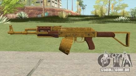 Shrewsbury Assault Rifle GTA V (Box Clip) para GTA San Andreas