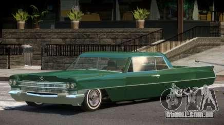 Cadillac De Ville V1.0 para GTA 4