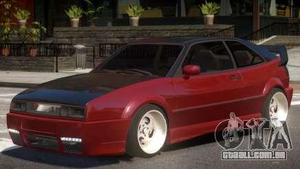 Volkswagen Corrado Tuned para GTA 4