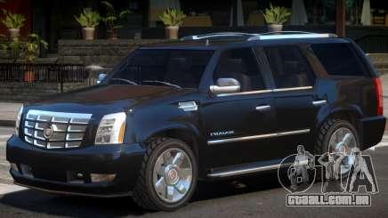 Cadillac Escalade Y7 para GTA 4