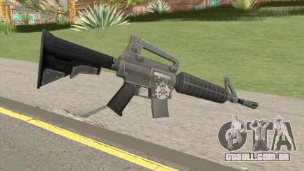Assault Rifle (Fortnite) para GTA San Andreas