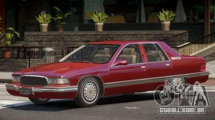 Buick Roadmaster V1.1 para GTA 4