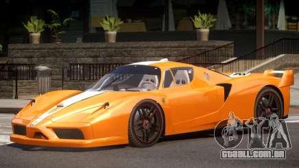 Ferrari FXX ST para GTA 4