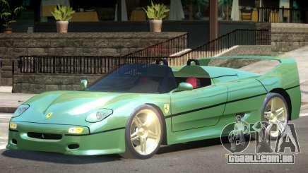 Ferrari F50 V1.1 para GTA 4