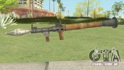 Rocket Launcher GTA IV para GTA San Andreas