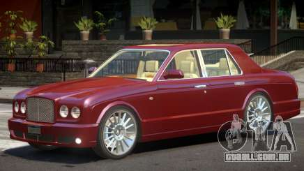 Bentley Arnage V1.1 para GTA 4