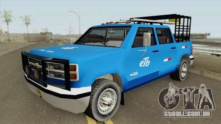 Chevrolet Silverado (SA Style) para GTA San Andreas