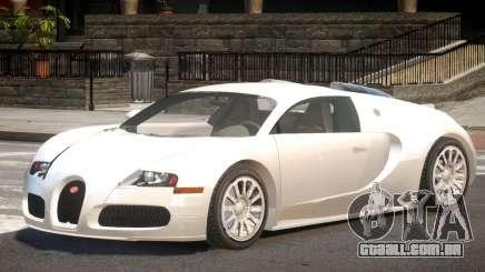 Bugatti Veyron 16.4 V1.0 para GTA 4