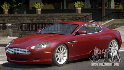 Aston Martin DB9 V1.2 para GTA 4