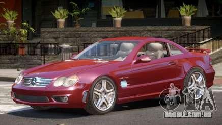Mercedes SL65 Coupe para GTA 4